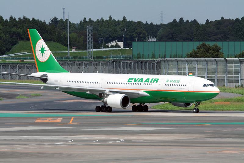 Eva Air Airbus A330-200 B-16302