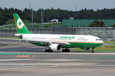 Eva Air Airbus A330-200 B-16302