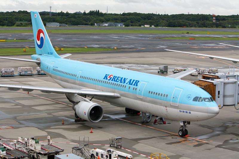Korean Air Airbus A300-600 HL7297
