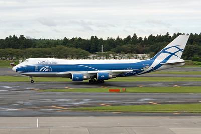 AirBridge Cargo Boeing 747-400F VQ-BHE