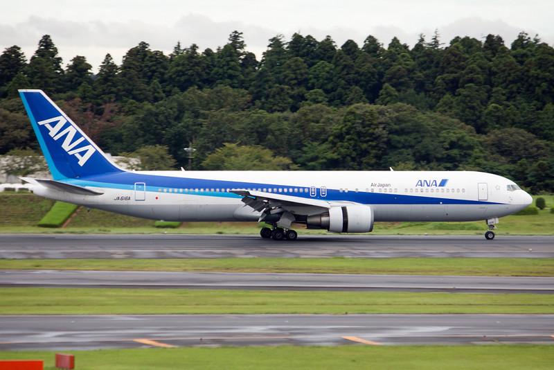 All Nippon Airways Boeing 767-300 JA616A
