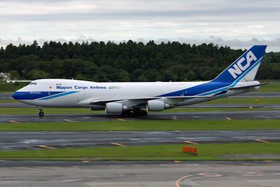 Nippon Cargo Airlines Boeing 747-400F JA03KZ
