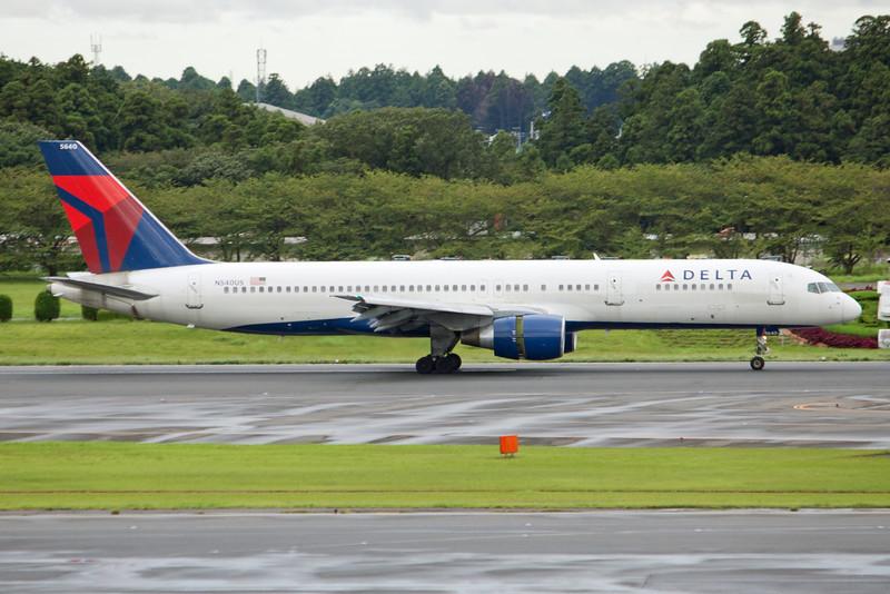 Delta Air Lines Boeing 757-200 N540US
