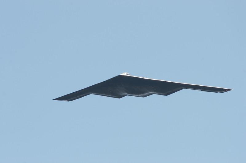 """Northrop Grumman B-2 """"Spirit"""" stealth bomber."""