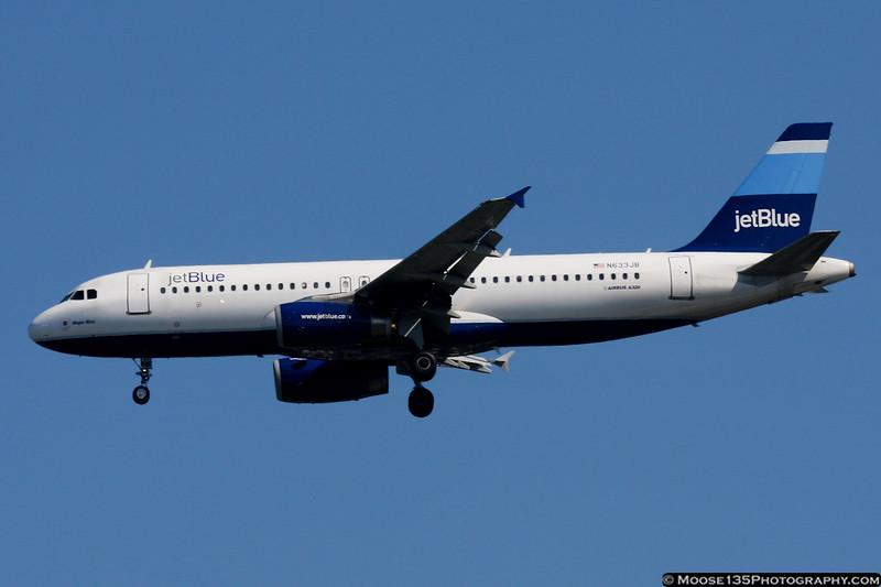 N633JB - Major Blue