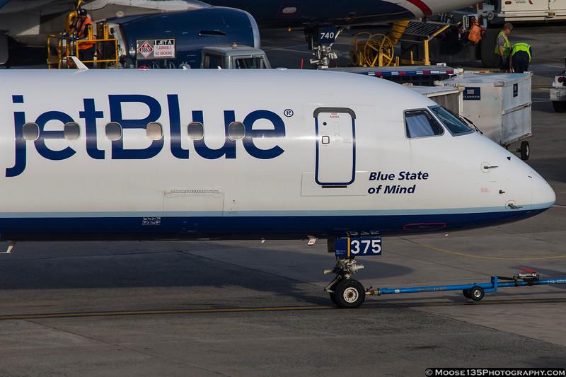 N375JB - Blue State of Mind
