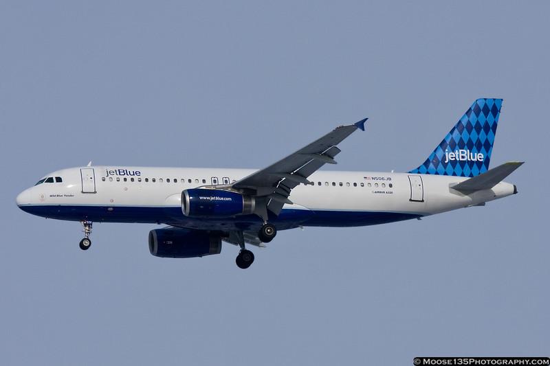 N506JB - Wild Blue Yonder