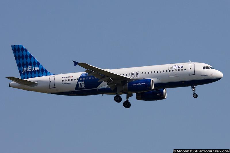 N516JB - Royal Blue