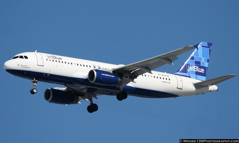 N612JB - Blue Look Maaahvelous