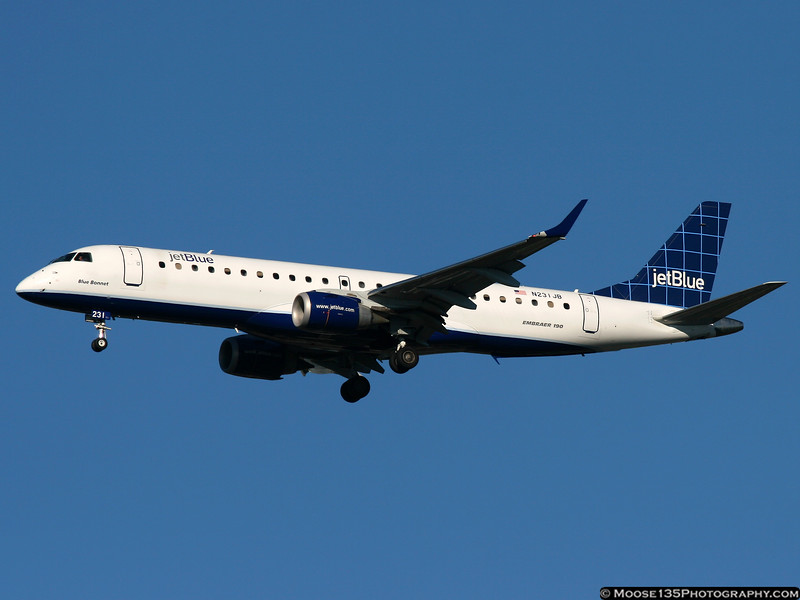 N231JB - Blue Bonnet