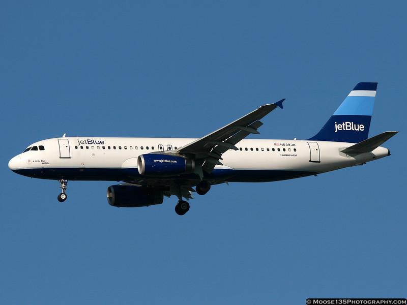 N639JB - A Little Blue Will Do