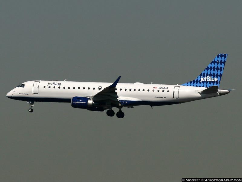 N288JB - Hasta Blue-go