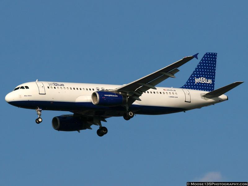 N505JB - Blue Skies