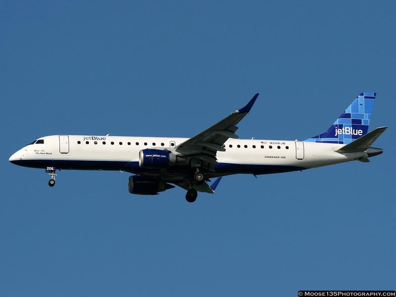 N206JB - Blue - It's The New Black
