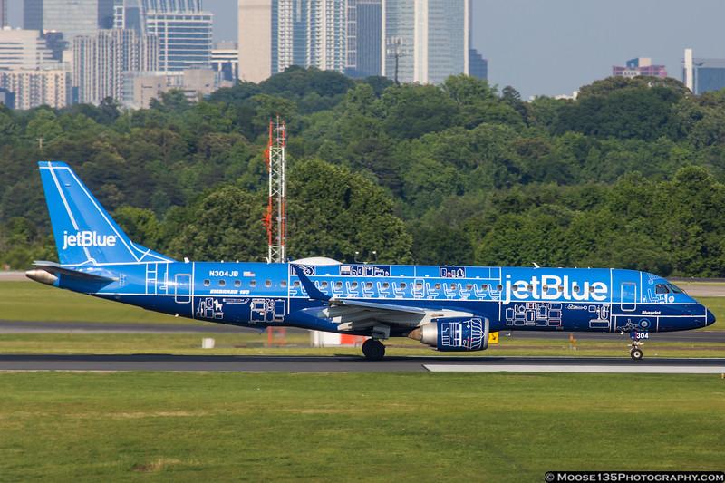 N304JB - Blueprint