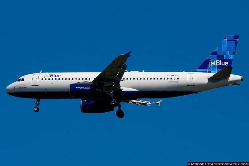 N613JB - Bahama Blue