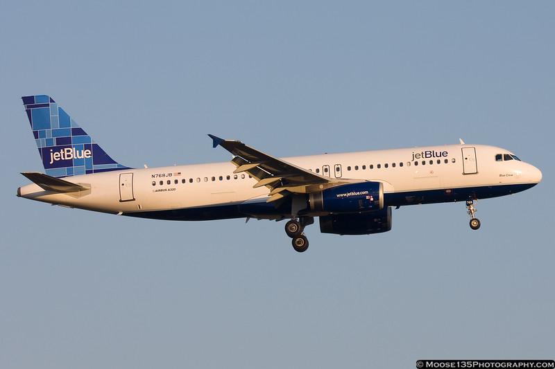 N768JB - Blue Crew