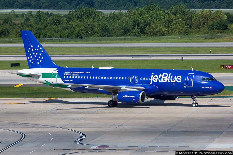 N531JL - Blue Finest