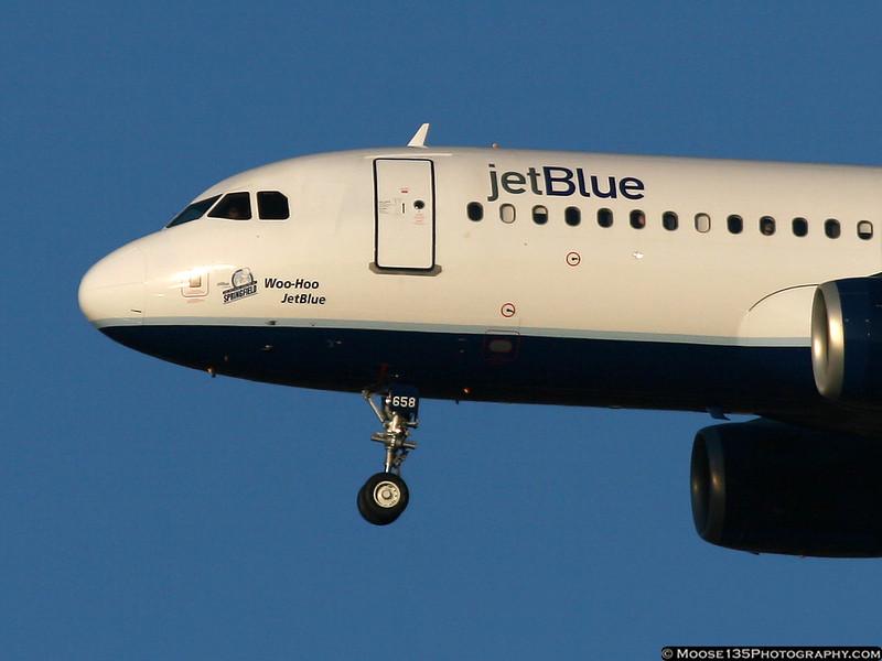 N658JB - Woo-Hoo JetBlue