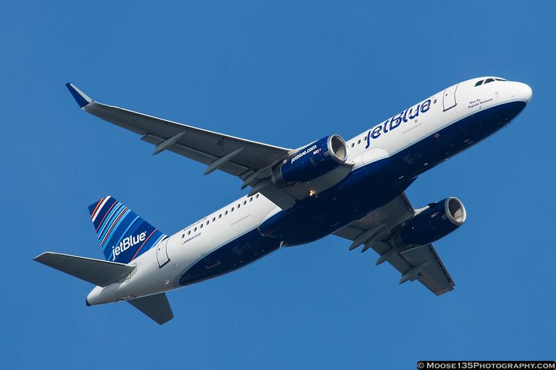 N809JB - Blue by Popular Demand