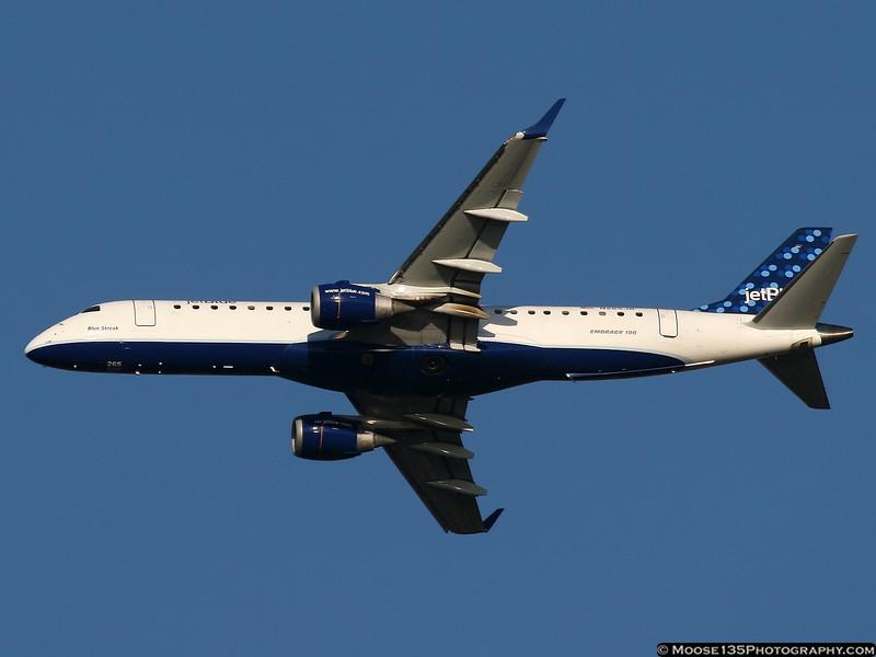 N265JB - Blue Streak