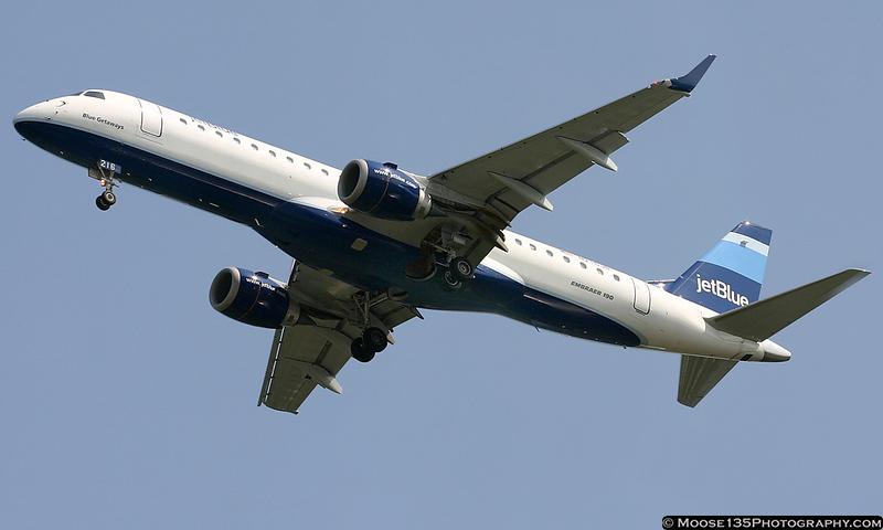 N216JB - Blue Getaways