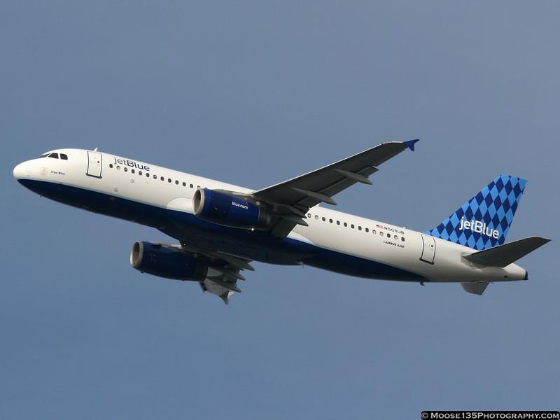 N509JB - True Blue