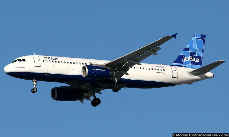N624JB - Blue-T-Ful
