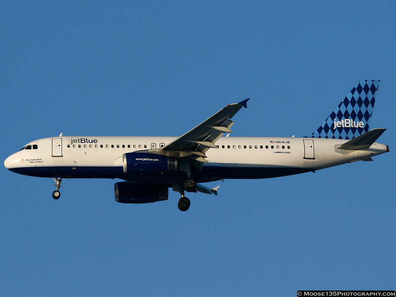N641JB - Blue Come Back Now Ya Hear?