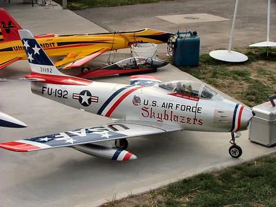 Looks like a perfect F-86