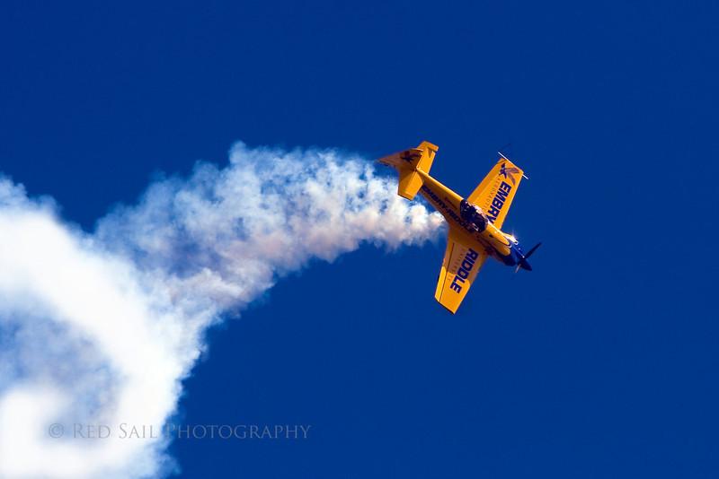 Embry Riddle Aerobatic University.