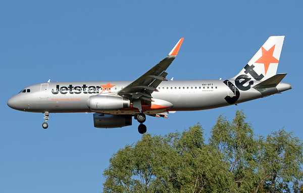 VH-VFY JETSTAR A32