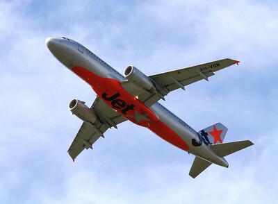 Jetstar Airways Airbus A320-200 VH-VQM