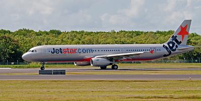 VH-VWX JETSTAR A321