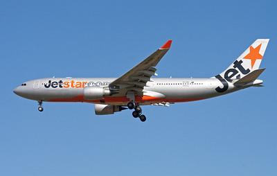VH-EBD JETSTAR A330-200
