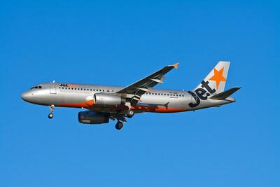 Jetstar Airbus A320-200 VH-VQP