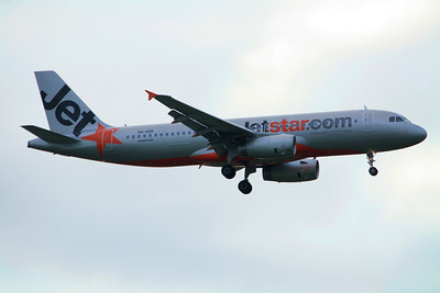 Jetstar Airlines Airbus A320 VH-VGR