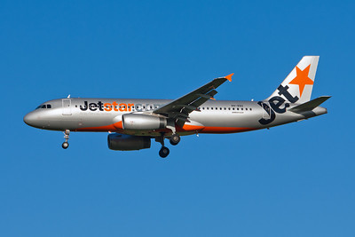 Jetstar Airbus A320-200 VH-VGU