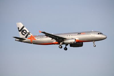 Jetstar Airbus A320-232 VH-VQS