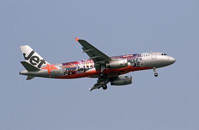 9V-JSA AIR ASIA A320
