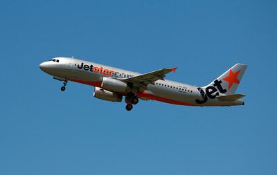 VH-VGH JETSTAR A320