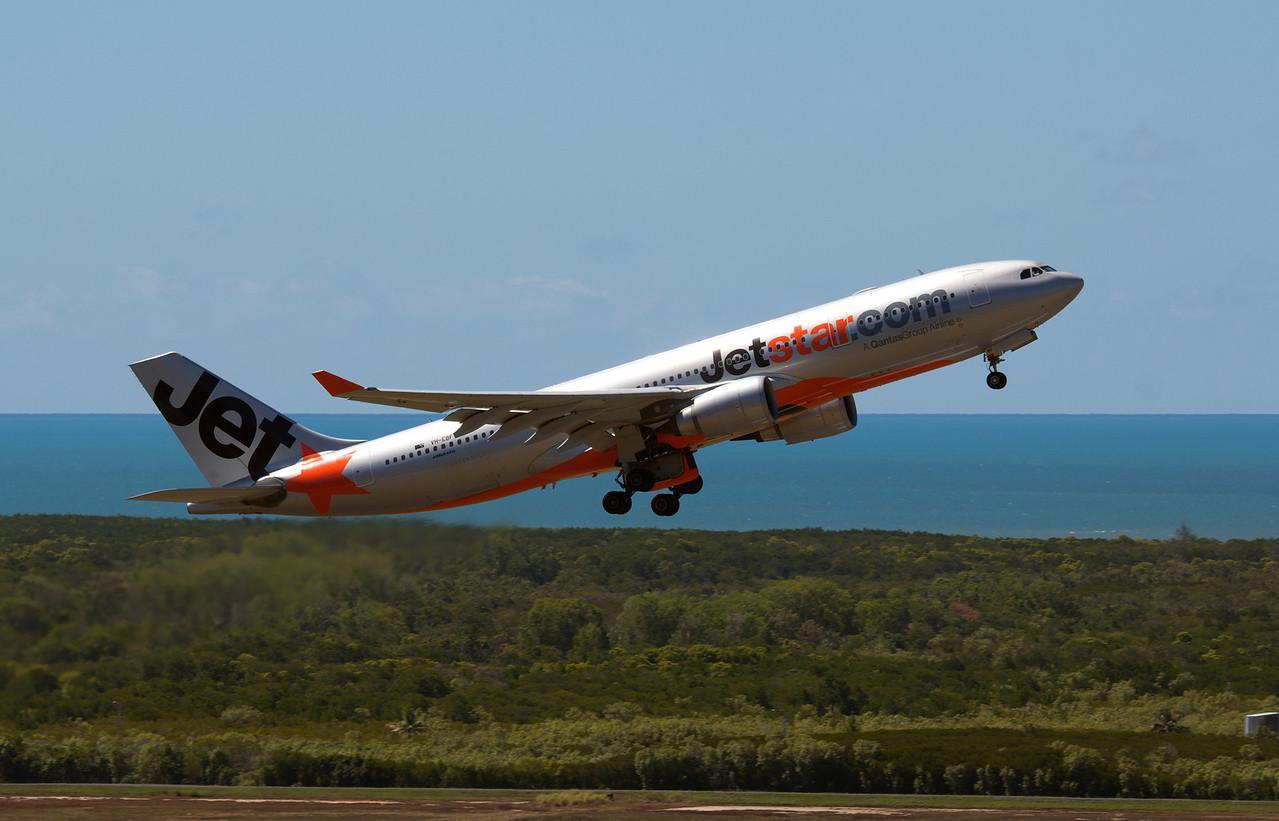 VH-EBF JETSTAR A330-200