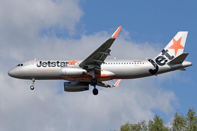 VH-VFU JETSTAR A320