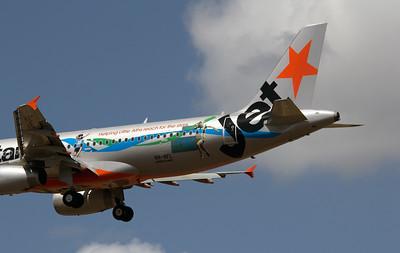 VH-VFL JETSTAR A320