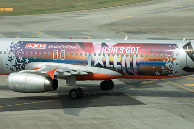 9V-JSA JETSTAR A320