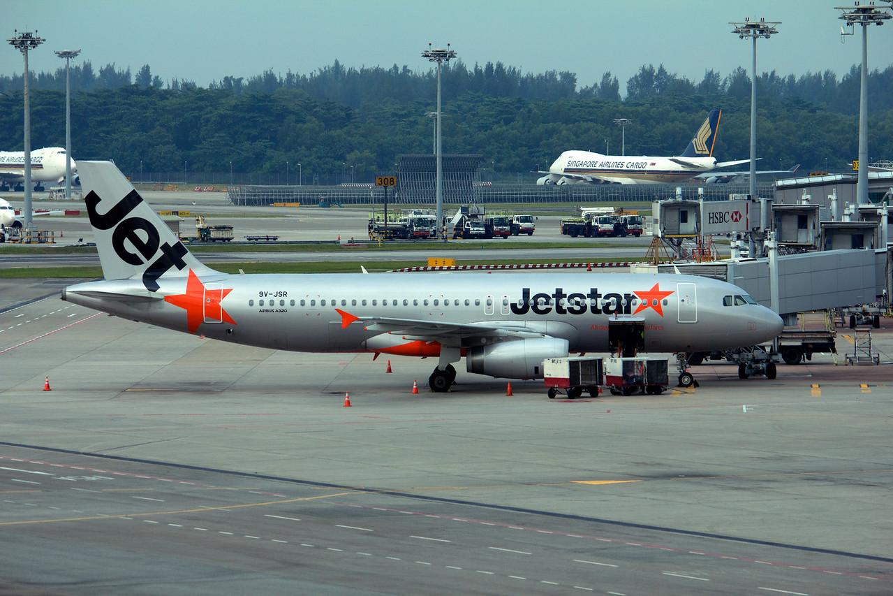 9V-JSR JETSTAR A320