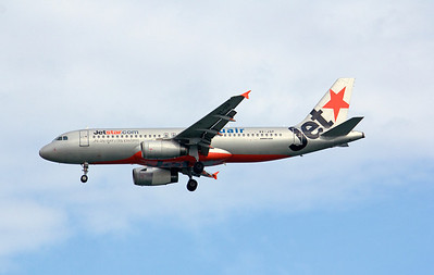 9V-JSF JETSTAR A320
