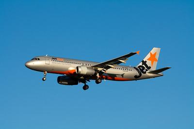 Jetstar Airbus A320-200 VH-VQM