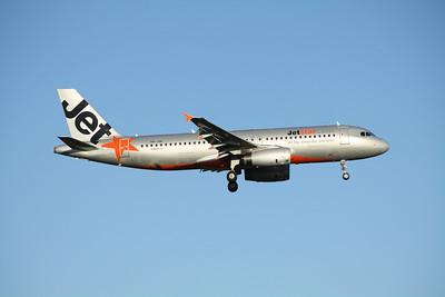 Jetstar Airbus A320-232 VH-JQE