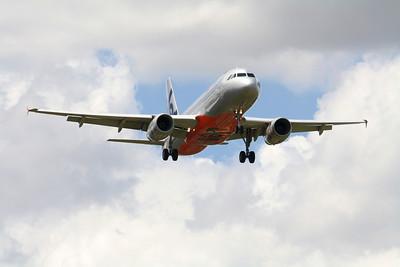 Jetstar Airbus A321-231 VH-VWX